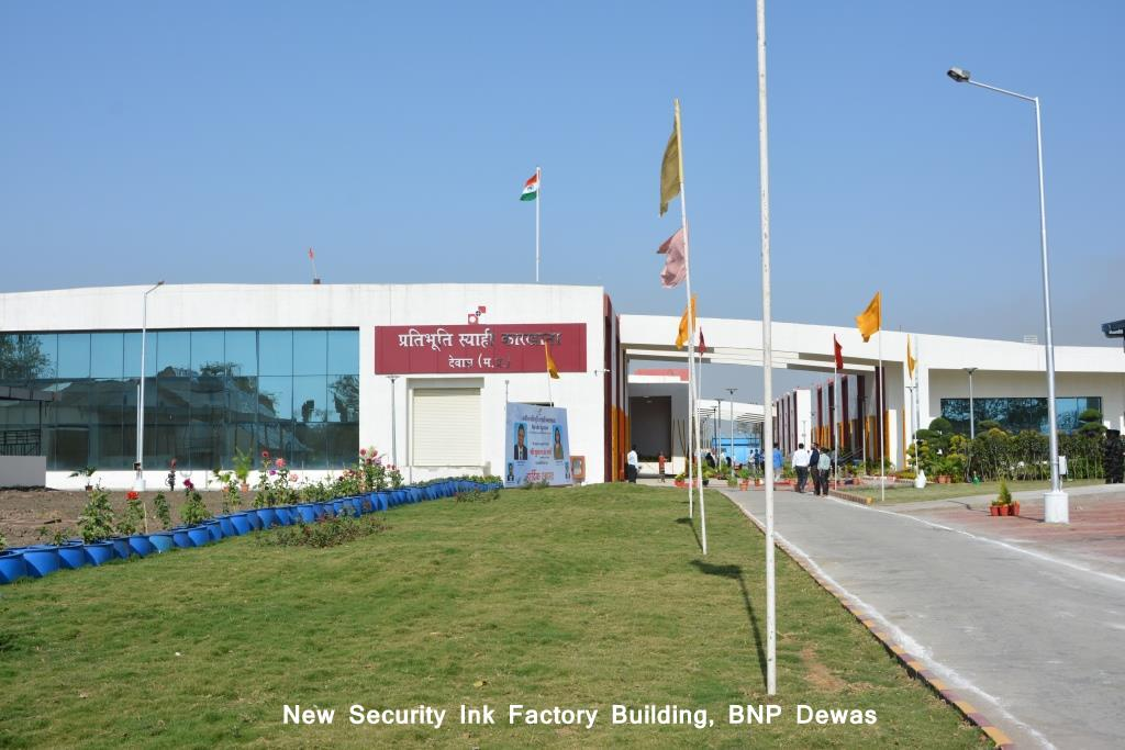 New Ink Factory at BNP Dewas