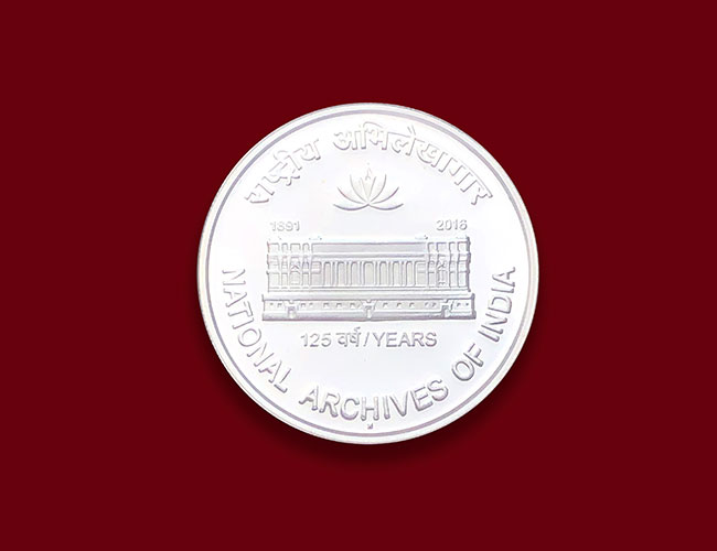 125th Years of National Archive of India